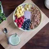 Morning Fruity bowl